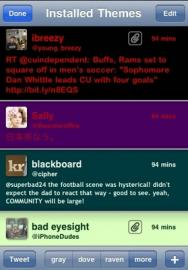 Socdir screenshot of Twittelator Pro
