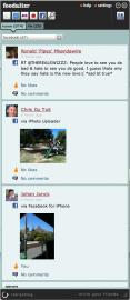 Socdir screenshot of feedalizr