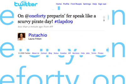 Socdir screenshot of Post Like A Pirate