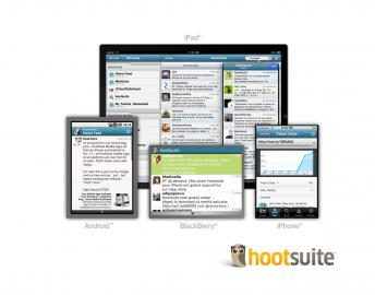 Socdir screenshot of HootSuite for Android