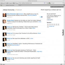 Socdir screenshot of Hashwork
