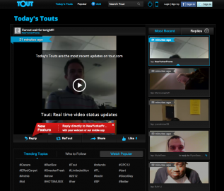 Today's Tout Screenshot on Socdir
