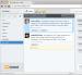 Socdir screenshot of CoTweet